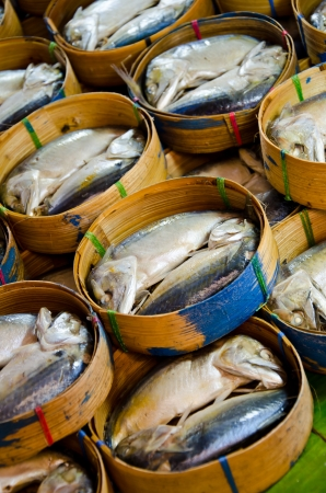 thai mackerel fish Stock Photo - 15665995