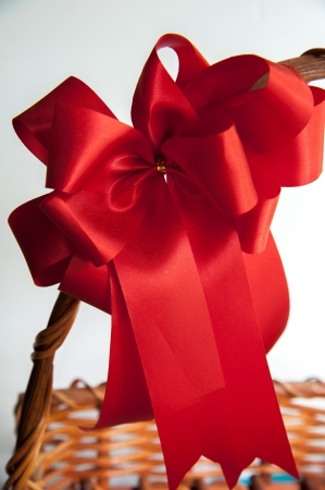 red ribbon Stock Photo - 15364706