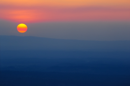 sunset moment Stock Photo - 15425807