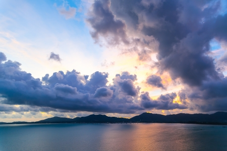 phuket scenic in twilight, Phuket  Thailand  Stock Photo - 15947614
