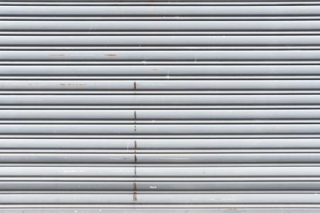 old metal roller shutter door Stock Photo - 16546166