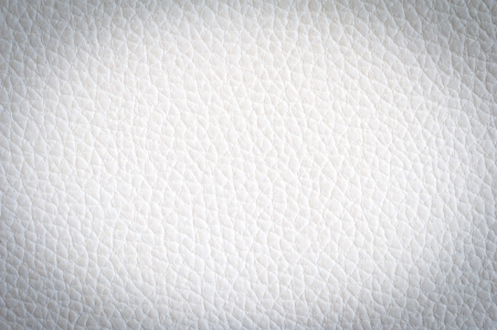 close up of White Leather Texture photo