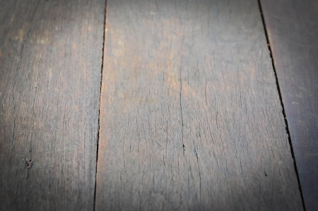 wooden deck in perspective photo