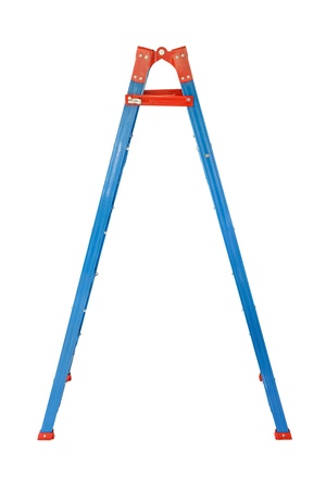 Ladder Isolated on white background  photo
