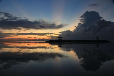 sanur: Morning Sunshine at Sanur Beach