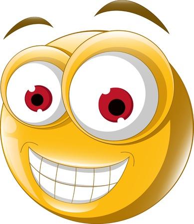 riÃ â  on: Emoticon sonrisa para diseñar Vectores
