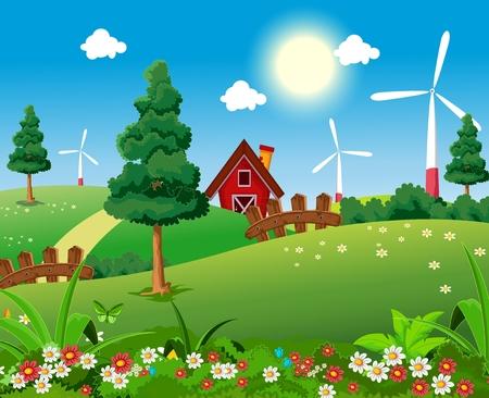 ingenuity: Countryside Farm