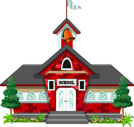 school activities: School Building