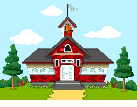 schulgeb�ude: School Building