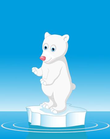 polar bear: Polar Bear posing