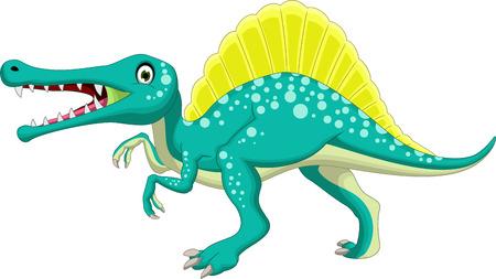 prehistoric era: dinosaur cartoon