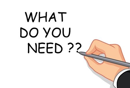 hand writing: hand writing what do you need