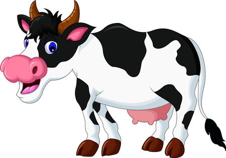 cute cow: Cute Cow cartoon