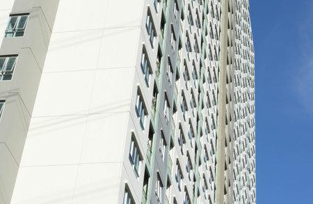 gentrification: High Rise Condominiums Editorial