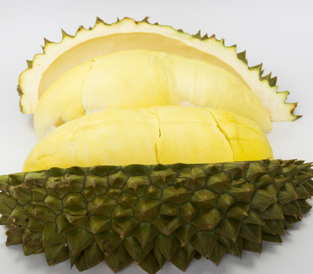 Durian , King of Fruits , Thailand.