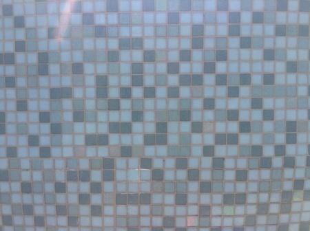interior: Mosaic wallpaper design