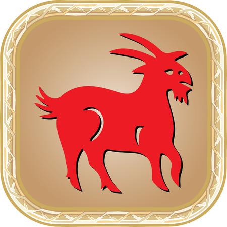 tigre cachorro: Zodiaco del horóscopo chino set vector