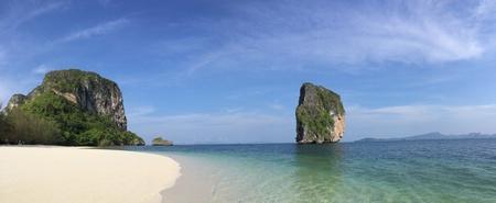 long tailed boat: Poda Island, Thailand