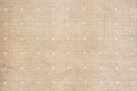 Carpet cream-colored and detail texture style
