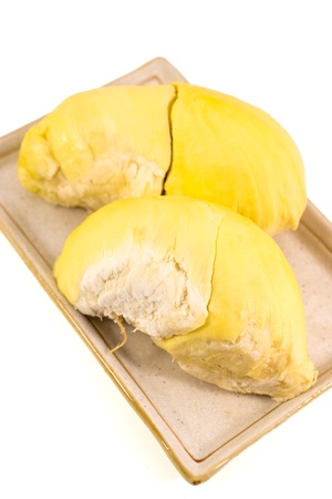 Durian tropical fruit in Thailand