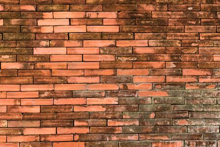 wall brick old and vintage style background