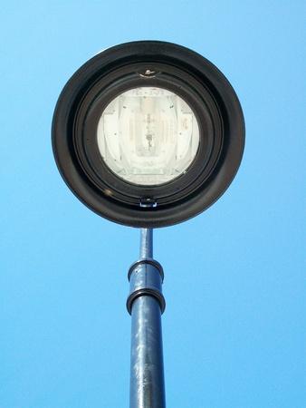 lamp post: lamp post Stock Photo
