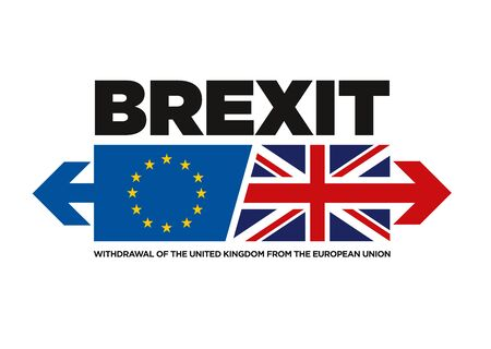Brexit - Removal of the United Kingdom from the European Union Çizim
