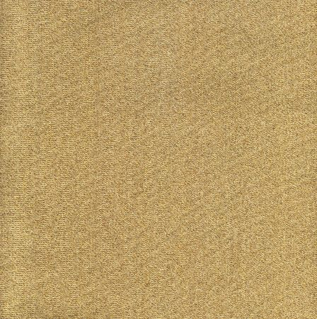 metalic texture: Gold knit fabric for use as a background texture.  Stock Photo