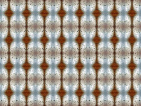 Abstract pattern made from tiling a photograph of bubbles on glass.