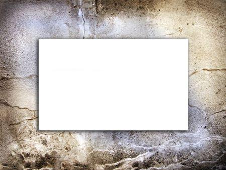 시멘트 벽 grunge 텍스처 흰색 복사본 공간이 텍스트.