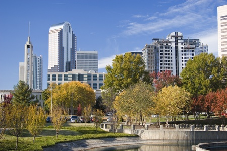 Charlotte, NC Stock Photo - 11566574