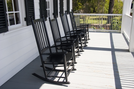 Rocking Chairs photo