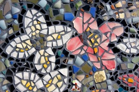 Mosaico Piastrelle Archivio Fotografico - 17374242