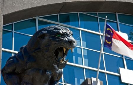 bank of america: Carolina Panthers Stadium