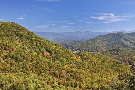 nc: NC Mountains in Autumn