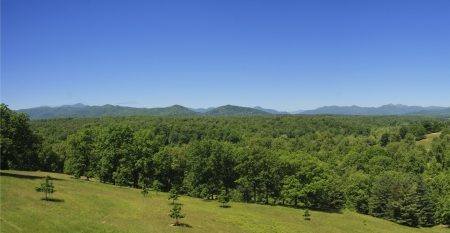 Mountains Near Asheville, North Carolina photo