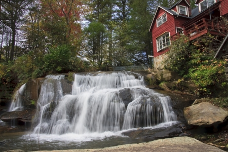 Mill Shoals Falls photo