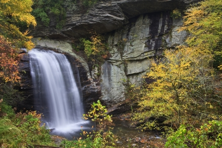 Looking Glass Falls in NC Stock Photo - 17661038
