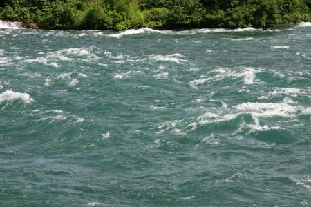 Niagara River Rushing
