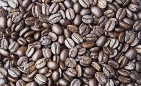caffiene: Dark Roasted Coffee Beans