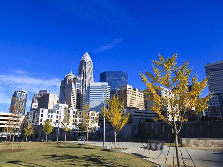 Bearden Park in Charlotte