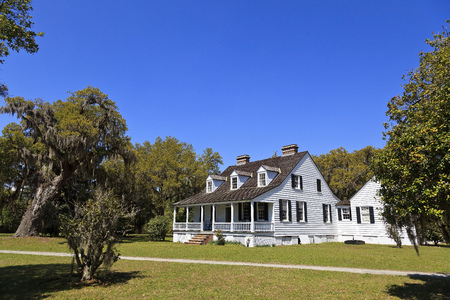 National Park in SC at the Snee Farm Site