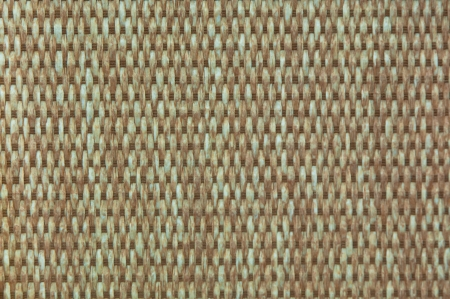 coverings: warm tone leather weave wall coverings pattern Stock Photo