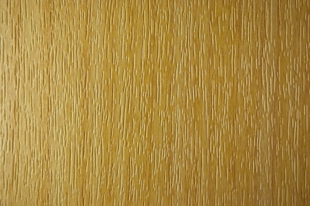 coverings: warm tone wood surface vinyl wall coverings Stock Photo