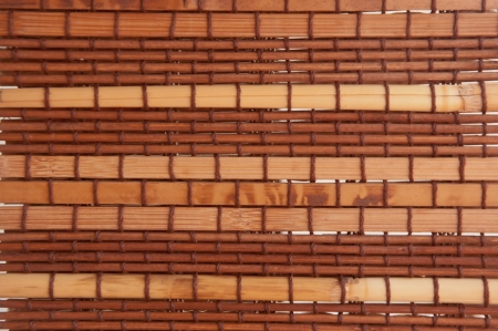 red tone tile bamboo blinds pattern wallpaper photo
