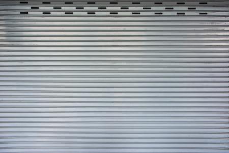 garage door: old grunge retro matel garage door pattern wallpaper