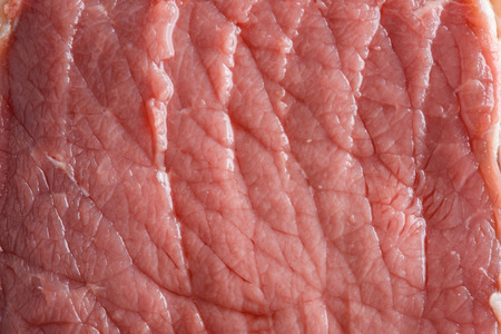 close up fresh beef piece texture pattern photo