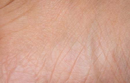 close up Menselijke huid vrouw textuur macro Stockfoto