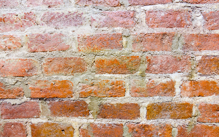 brick block wall pattern background texture Stock Photo