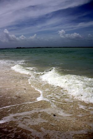 Sanibel Island Florida Coastline